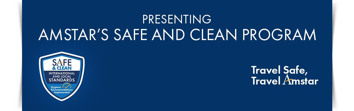 Amstar's Safe and Clean program